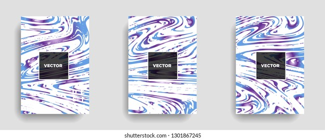 Abstract logo template vector background