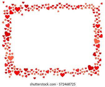 Heart Frame Images, Stock Photos & Vectors | Shutterstock
