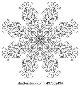 snowflake color images stock photos vectors shutterstock