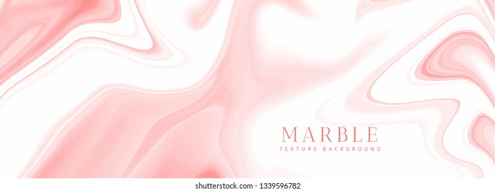 Abstract marble texture banner template design
