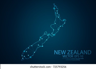 3d Map Of New Zealand.Australia New Zealand Map Images Stock Photos Vectors Shutterstock