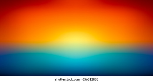 Sunset Gradient Images Stock Photos Vectors Shutterstock