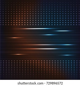 Abstract metal background. Ideal for automotive and moto themes Vector illustration