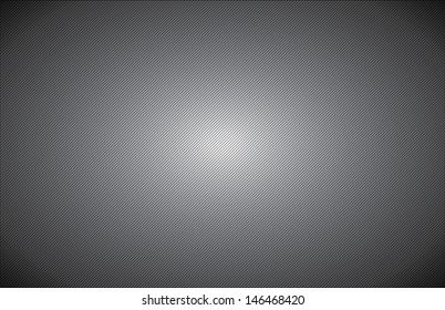Abstract metallic background. Black and white vector design.