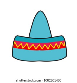 Abstract Mexican Hat