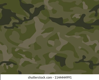 Camouflage Border Stock Illustrations Images Vectors Shutterstock