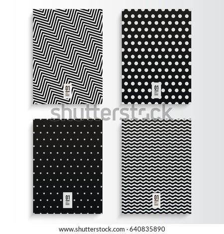 black and white polka dot background.html