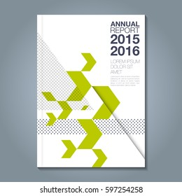 Abstract minimal geometric line background for business annual report book cover brochure flyer poster