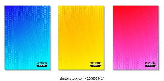 Abstract minimalist cover book template . Simple poster and flyer background design - Vector