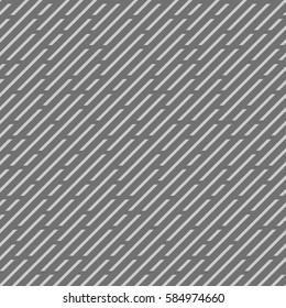 Abstract minimalistic striped background. Seamless pattern. Print modern stylish texture.