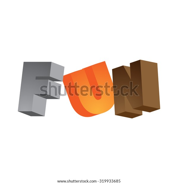 Abstract modern background. Fun background. Colorful