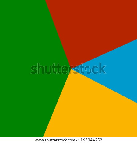 abstract modern background google vector illustration stock vector