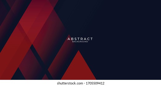 Abstract modern background gradient color. Red maroon and white gradient with stylish line and square decoration suit for presentation design