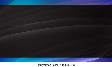 The abstract modern background vector illustration.