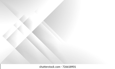 Abstract Modern Geometric stripes Triangles Gradient White and Gray Vector Backgrounds