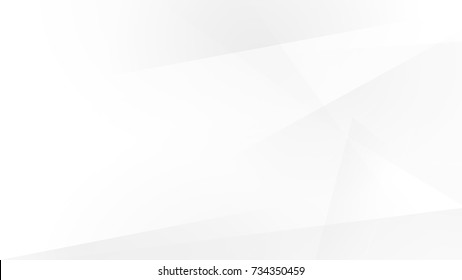 Abstract Modern Line Gradient White and Gray Vector Backgrounds