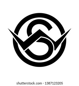 S And W >> S Logo Gear Images Stock Photos Vectors Shutterstock