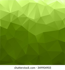 Abstract mosaic background.multicolor geometric rumpled triangular low poly style illustration graphic background. Vector polygonal design for business.