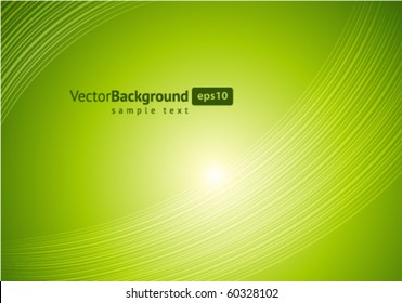 Abstract nature vector backgound