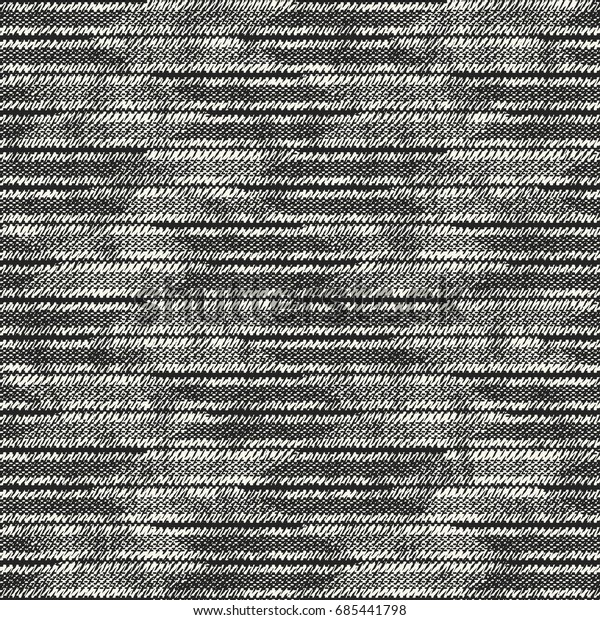 Abstract Noisy Strokes Textured Background Seamless Stock Vector ...