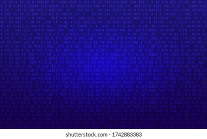 Abstract. Octal. binary numeral system background.Technology connection. digital data and big data concept. background. number.