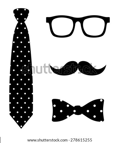4221252d977 Abstract Old Fashioned Hipster Style Set Stock Vector (Royalty Free ...