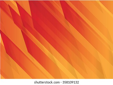 Abstract orange background.