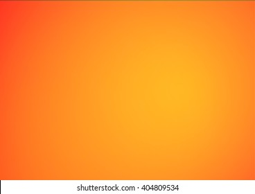 Abstract orange gradient illustration background