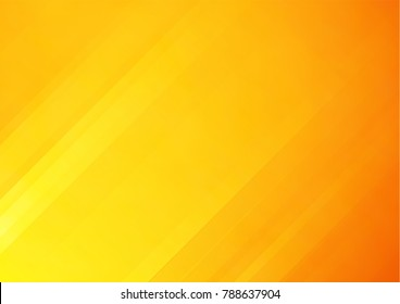 Abstract orange vector background with stripes, can be used for cover design, poster, advertising.