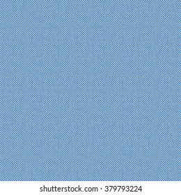 Abstract oxford fabric dotted background. Seamless pattern.
