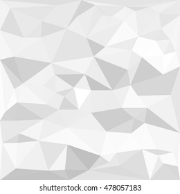 Abstract patter made from triangles