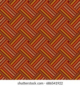 Abstract pattern in autumn colors