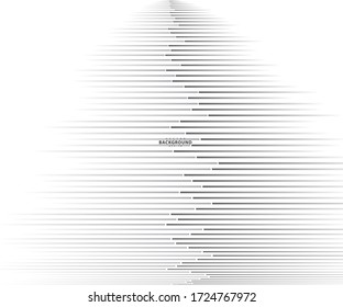 Abstract Pattern background, vector template for your ideas, monochromatic lines texture, waved lines texture