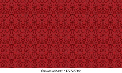 abstract pattern red color background