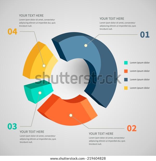 Collection Pie Chart Graphic Design Pictures - Sabadaphnecottage