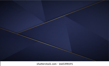 Abstract polygonal background. Vector EPS 10.