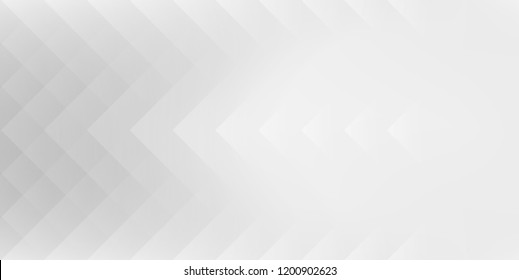 Abstract polygonal design with gray gradient background Vector.