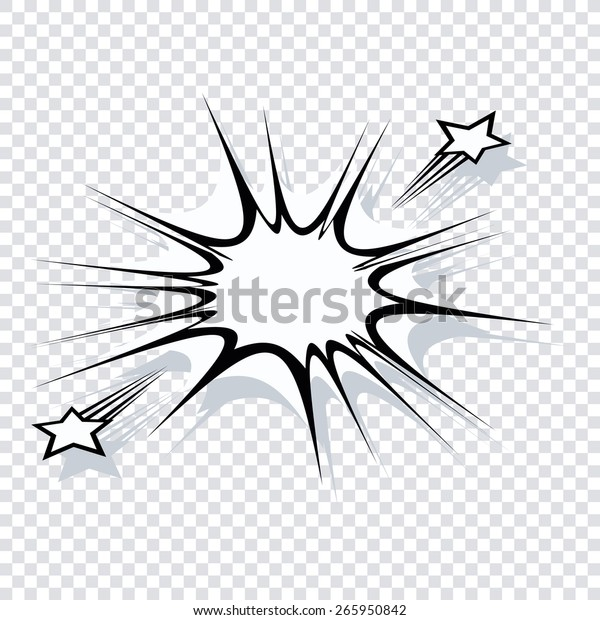 Abstract Pop Art Object On Special Stock Vector (Royalty