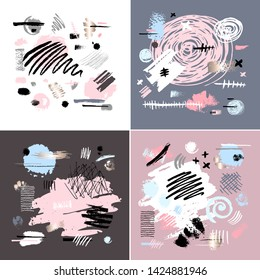 Pink Foil Swatch Images, Stock Photos & Vectors | Shutterstock