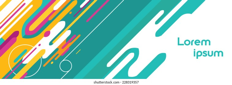 abstract print background