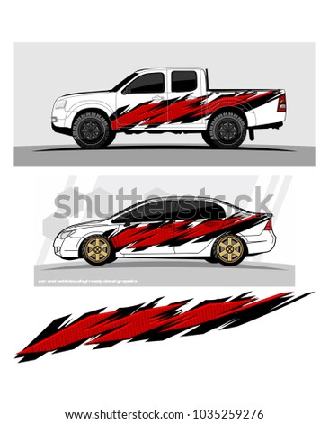 abstract racing background graphic vector car stock vector royalty