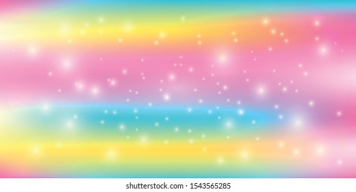 abstract rainbow colorfull background vector