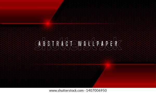 abstract red background futuristic wallpaper landscape stock vector royalty free 1407006950 https www shutterstock com image vector abstract red background futuristic wallpaper landscape 1407006950