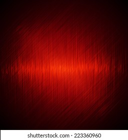 Abstract red background. Vector image