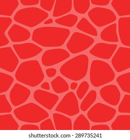 Abstract repeating background with chaotic texture. Seamless modern stylish texture can be used for wallpaper, pattern fills, web page background, surface textures. Vector hand drawn background EPS10