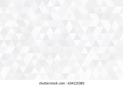 Abstract retro pattern of geometric shapes. Colorful gradient mosaic backdrop. Geometric hipster triangular background, vector