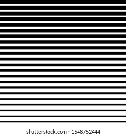 Abstract retro striped halftone background. Vintage monochrome geometric texture.  Vector illustration.
