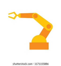 Abstract robot hand