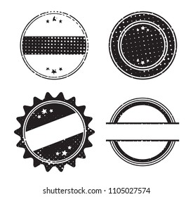 Abstract rubber stamp design.Vector illustration.