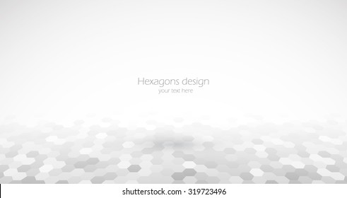 Abstract science medical background in gray color